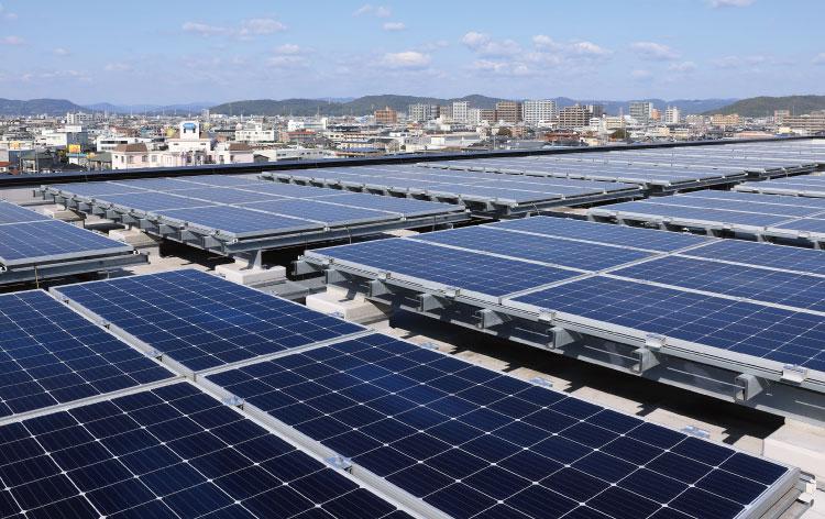 ⑤再生可能エネルギー関連工事