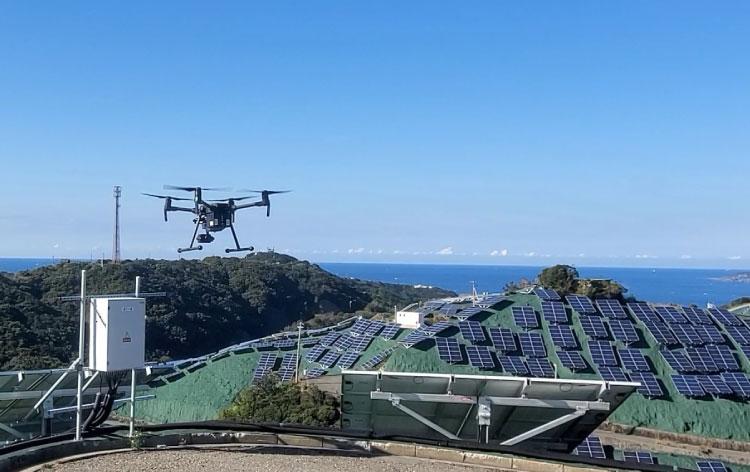 ③太陽光発電設備メンテナンス業務