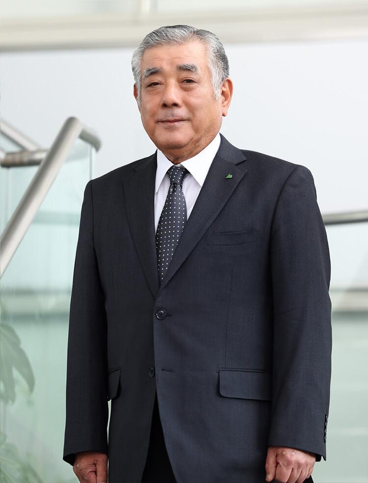 旭電業株式会社 代表取締役社長 松岡 徹